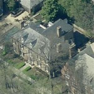 Official Residence of the Syrian Ambassador to the United States (Birds Eye)