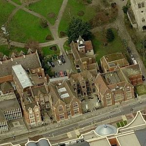 Maidstone Museum & Art Gallery (Chillington House) (Birds Eye)