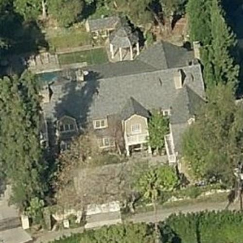 Adele S House In Beverly Hills Ca Google Maps 5