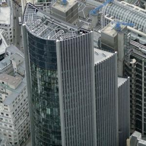 'Willis Building' by Norman Foster (Birds Eye)