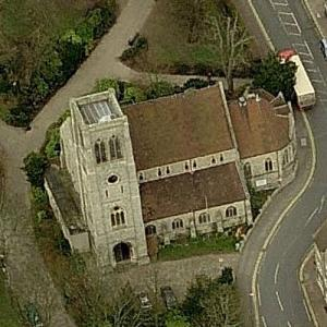 St Faith's Church (Birds Eye)
