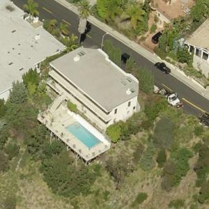 Megan Ellison's House (Former) (Birds Eye)