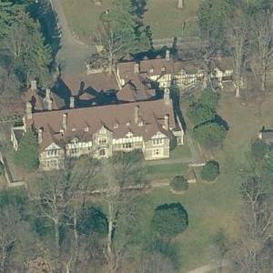 James W. Paul Jr.'s House (Former) (Woodcrest) (Birds Eye)