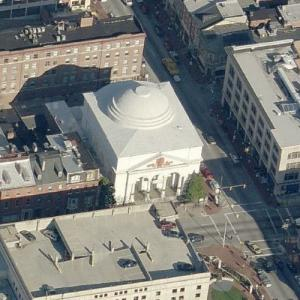 First Unitarian Church (Birds Eye)