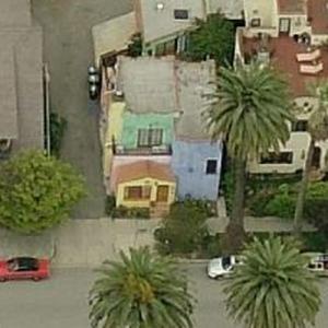 Brendan Iribe's House (Birds Eye)