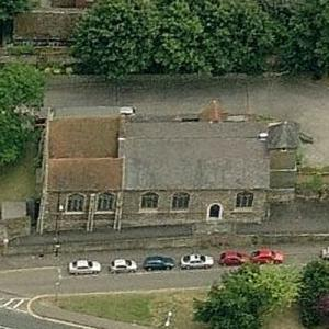 (Former) St Giles Church (Birds Eye)