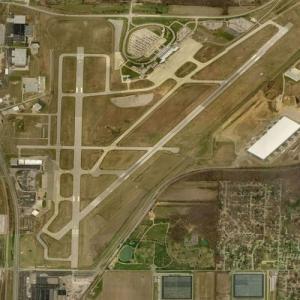 Evansville Regional Airport (Birds Eye)