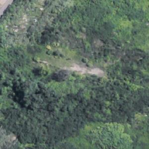 Eastern Air Lines Flight 66 crash site (Birds Eye)