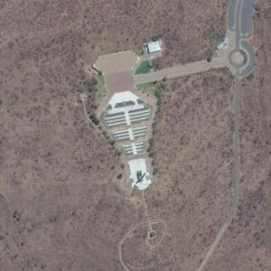 Heroes' Acre (Namibia) (Bing Maps)