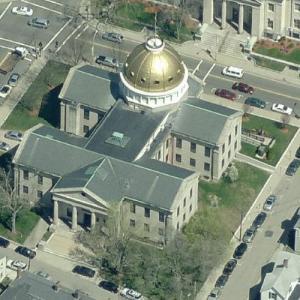 Norfolk County Courthouse (Birds Eye)