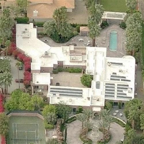 Marion Davies' House (Former) In Rancho Mirage, CA (Google