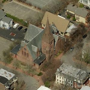 'North Congregational Church' by H. H. Richardson (Birds Eye)