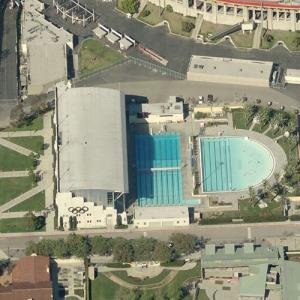 LA84 Foundation/John C. Argue Swim Stadium (Birds Eye)