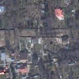 Balkan Bulgarian Airlines Flight 307 crash site (Bing Maps)