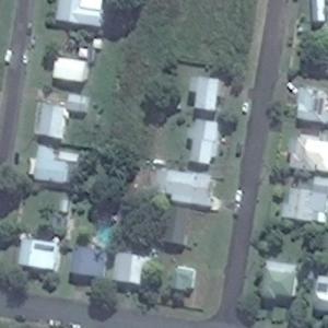 Huge Sinkhole Opens Up In Ipswich, Australia, Due To Century-Old Mineshaft (Bing Maps)