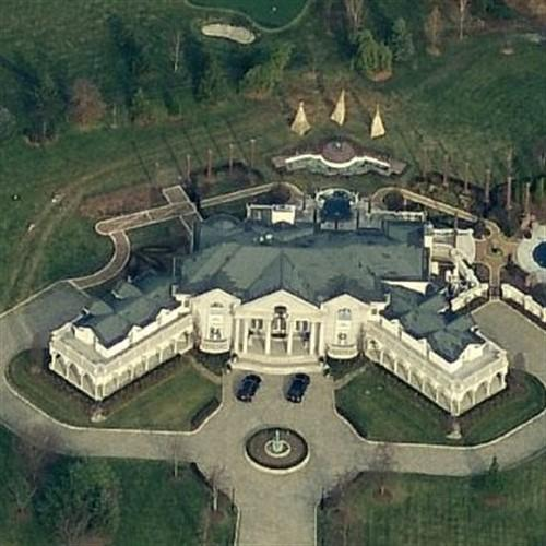 Ignazio Giuffre S House In Colts Neck Nj Google Maps