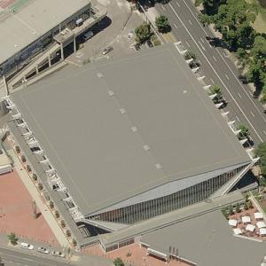 Melbourne Sports and Entertainment Centre (Birds Eye)