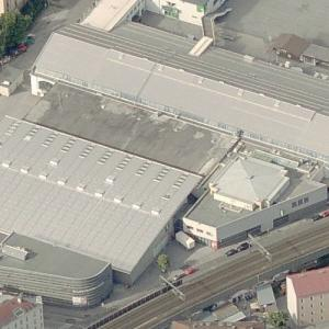 Messehalle (Birds Eye)