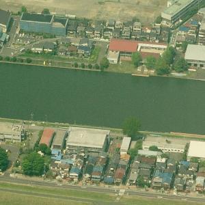 Toda Rowing Course (Birds Eye)