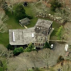 Willem de Kooning's House (Former) (Birds Eye)