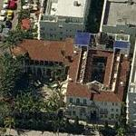 Gianni Versace's House (former) (Birds Eye)