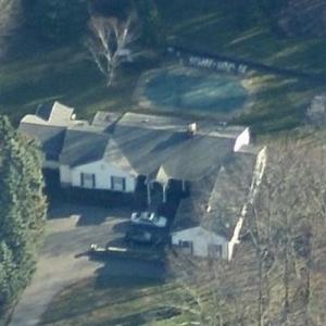 Bill & Hillary Clinton's House (Birds Eye)