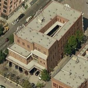 Pico House (The Mentalist's CBI Headquarters) (Birds Eye)