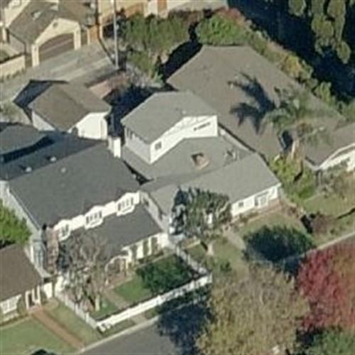 Nick Foles' House (Birds Eye)