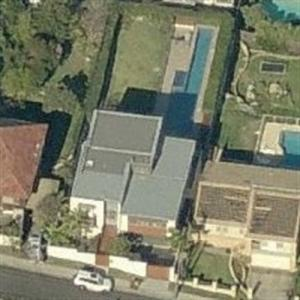 Jennifer Hawkins' House (Birds Eye)
