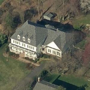 James Comey's House (Former) (Birds Eye)