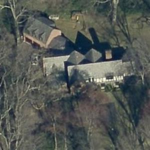 Chris Mullin's House (Birds Eye)