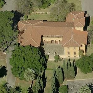 The Villa del Sol d'Oro (Birds Eye)