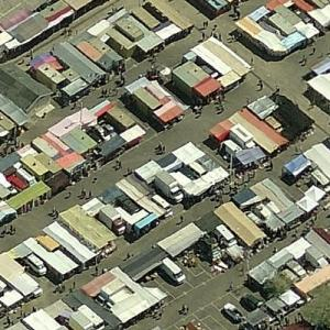San Fernando Swap Meet (Birds Eye)