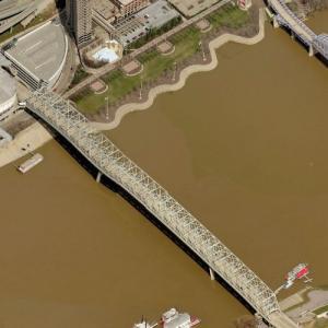 Taylor-Southgate Bridge (Birds Eye)