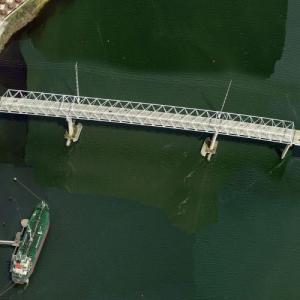 Don N. Holt Bridge (Birds Eye)