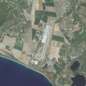 Dalaman Airport (Bing Maps)