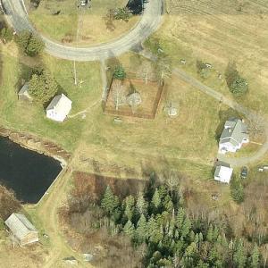 John Brown Farm State Historic Site (Birds Eye)