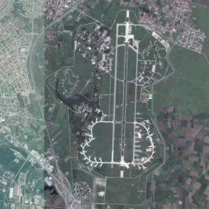 Balikesir Airport (Bing Maps)