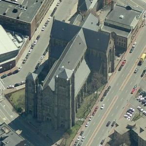 Cathedral of the Holy Cross (Birds Eye)