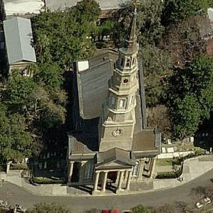 St. Philip's Episcopal Church (Birds Eye)