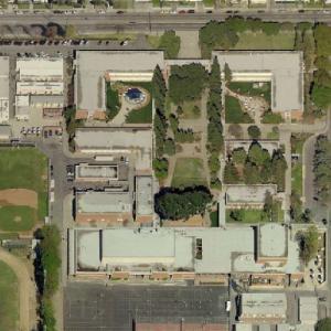 Ulysses S. Grant High School (Birds Eye)