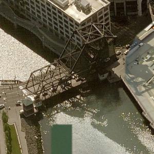 """Lefty O'Doul Bridge (""""A View to a Kill"""") (Birds Eye)"""