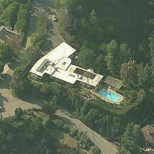 Mandy Moore's House (Bing Maps)