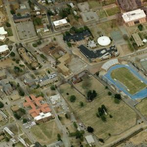 Hampton University (Birds Eye)
