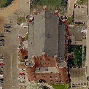 University of Wisconsin Armory and Gymnasium (Birds Eye)