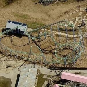 The Jester (Six Flags New Orleans) (Birds Eye)