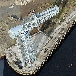 Titan Clydebank (Birds Eye)
