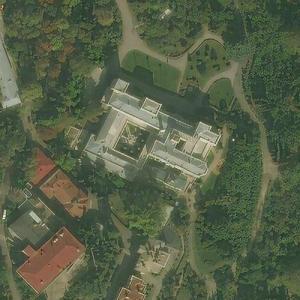 Livadia Palace (Bing Maps)