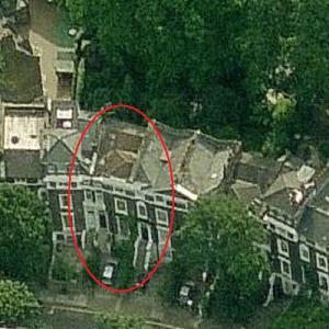 Daniel Craig and Rachel Weisz's House (Birds Eye)