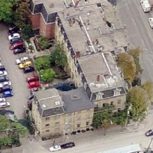 Bank of Upper Canada Building (Birds Eye)